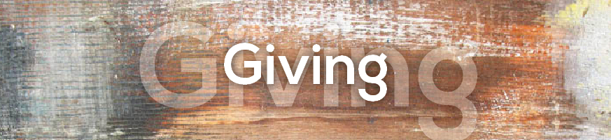 Giving-Page-Header